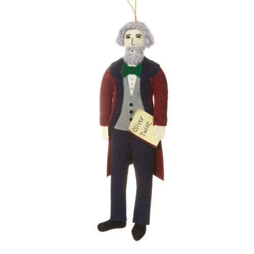 Charles Dickens Ornament