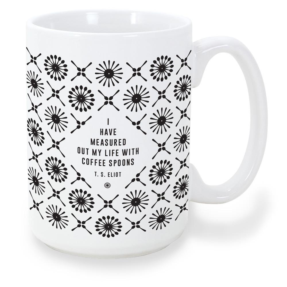 T. S. Eliot Obvious State Mug