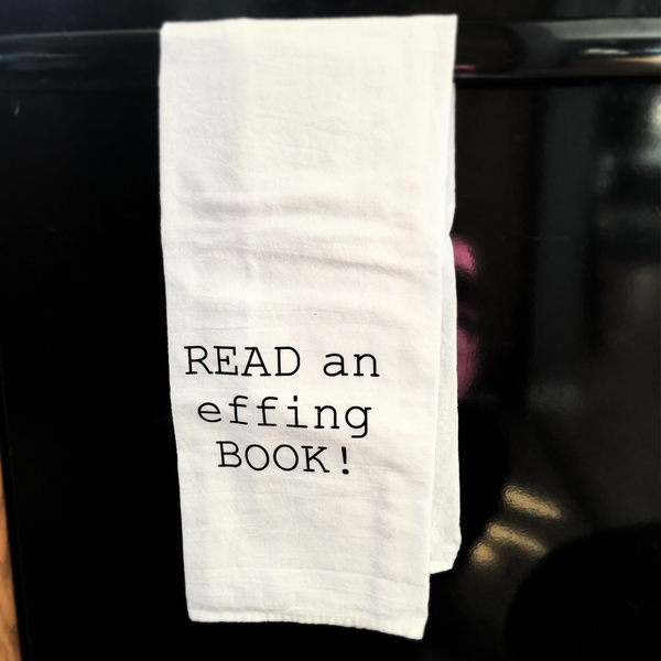 Literary Tea Towels