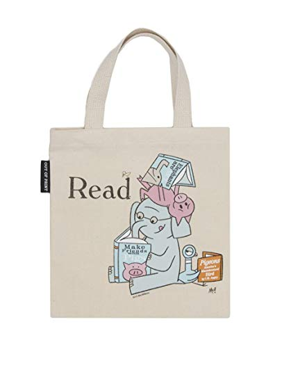 Out of Print Elephant and Piggie Kid's Tote