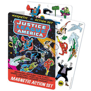 Justice League Magnetic Set