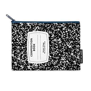 Out of Print Pencil Pouch