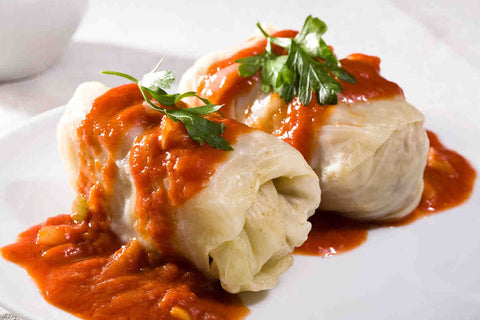3 Stuffed Cabbage