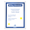 Writing Adventures® – Teacher's Manual