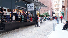 Load image into Gallery viewer, 8X10 exhibitors booth - artist reception NYA TriBeCa New York- 750 deposit SS