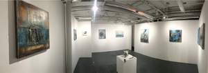 20X20 Exhibitors Booth Premier Gallery - Artist Reception NYA TriBeCa New York 3000  SS