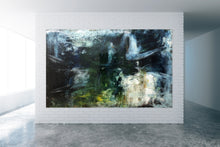 "Load image into Gallery viewer, ""Oils"" by Shane Townley, Mixed Media on Canvas"