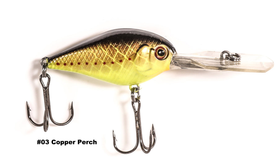 #03 - Copper Perch