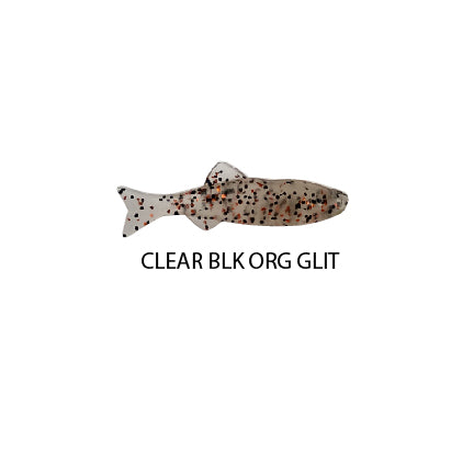 "1"" Jig Minnows - Bulk"