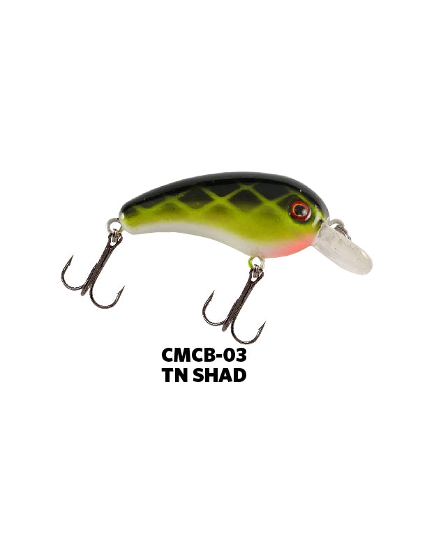 Crappie Magic Crank Bait