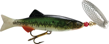 Swiss Lunker Minnow