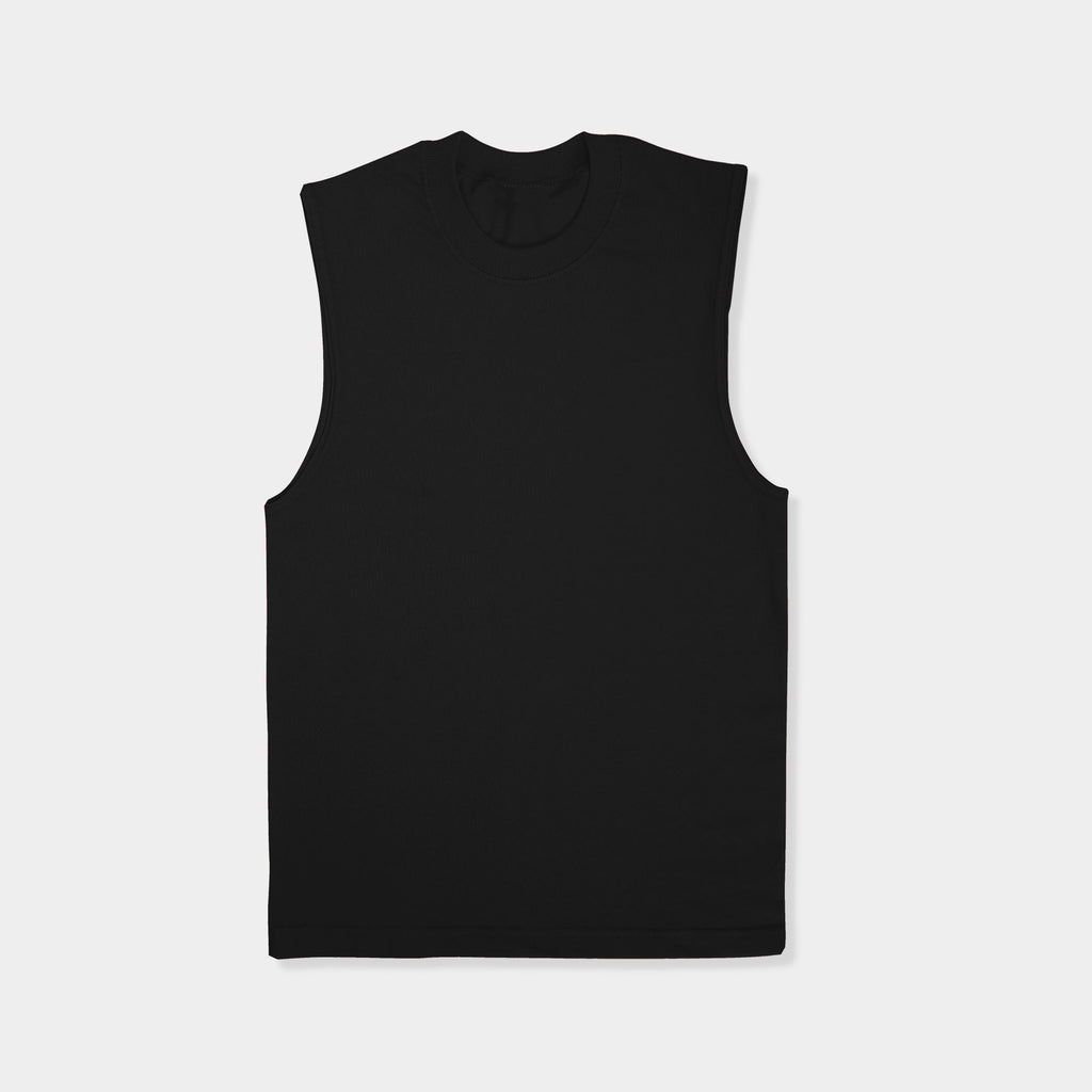 muscle_tank top_for_mens_sleeveless jersey_t shirt_jays_camiseta sin mangas_muscular_stafford shirts_youth_3xl_thermal tops_club dress_big and tall_tutle necks_shurt_muscle_topes_peterbilt_heavyweight_heavy weight _duty_ready_heather gray_cotton_roomie shirt_gym workout_without undershirt_black sando_cutoff sports_vivid color_colour_Black