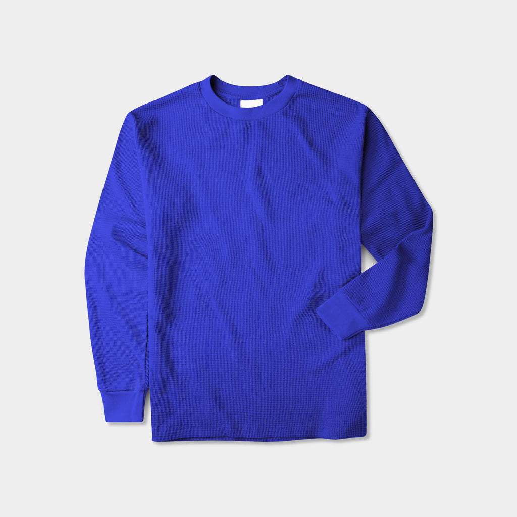 thermal shirt_thermal long sleeve_mens thermal shirt_long sleeve thermal shirts_mens thermal long sleeve_thermal clothing mens_Blue
