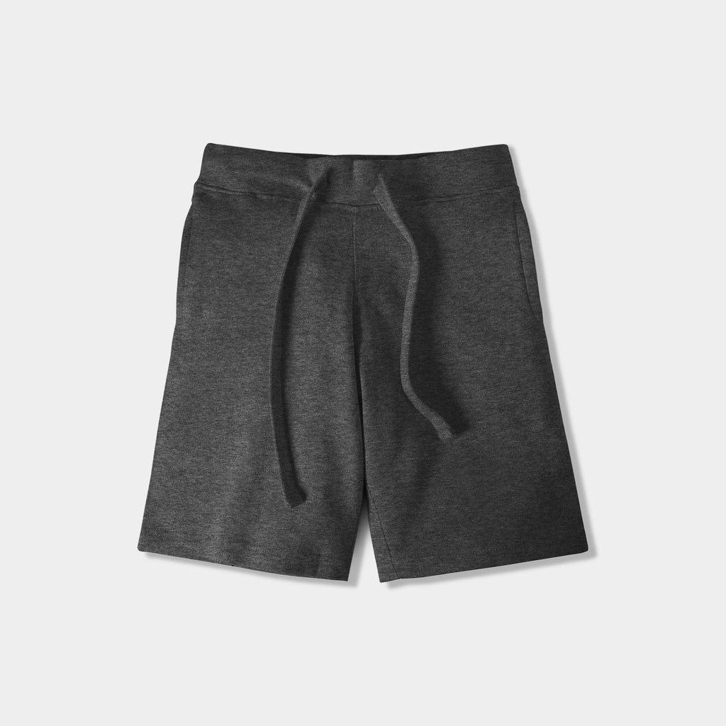 boys fleece shorts_hollister fleece shorts_mens fleece shorts cheap_chino shorts_sweat shorts_mens running shorts_sports shorts_cotton shorts_Charcoal
