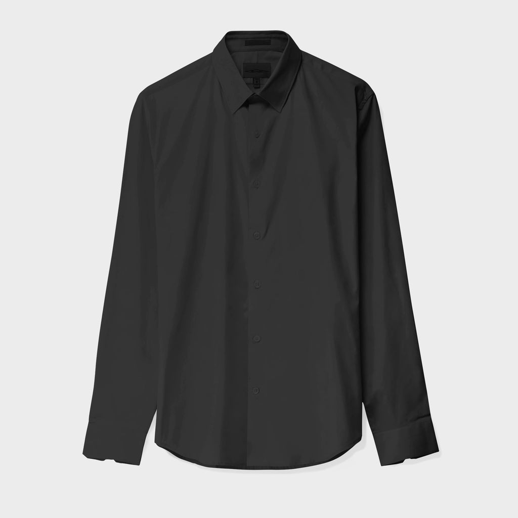 dress shirt_mens dress shirts_boys dress shirts_women_formal clothes for men_best mens dress shirts_slim fit dress shirts_best dress shirts_Black