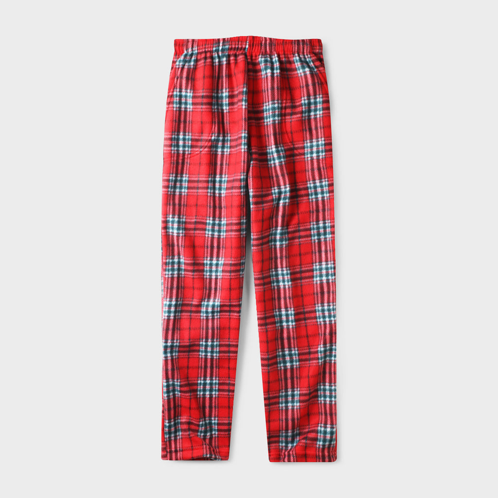 pajama pants_mens pajama pants_mens lounge pants_soft pajama pants_pajama bottoms_pj pants_fleece pajama pants_family pajama pants_Red/Green