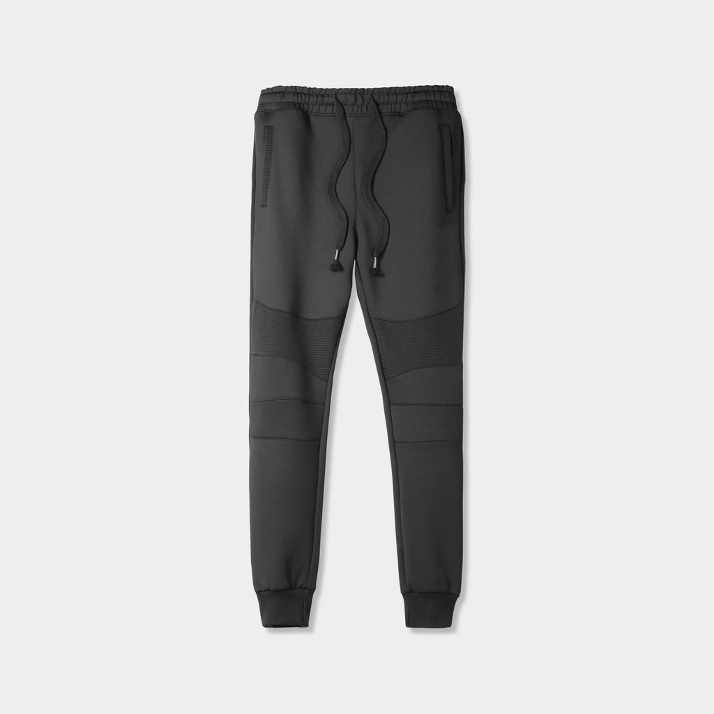 Mens Biker Fleece Jogger