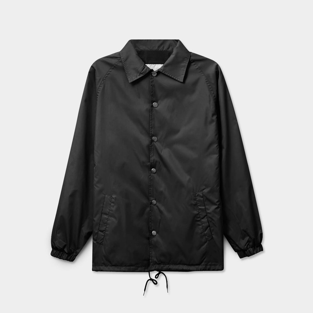 waterproof jacket_waterproofs_mens waterproof jacket_best rain jacket_lightweight waterproof jacket_water resistant jacket_Black