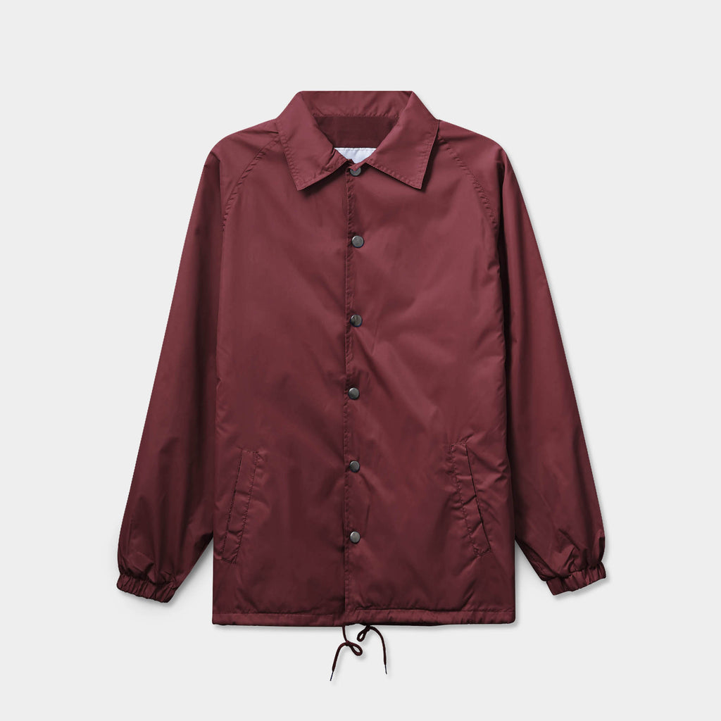 waterproof jacket_waterproofs_mens waterproof jacket_best rain jacket_lightweight waterproof jacket_water resistant jacket_Burgundy
