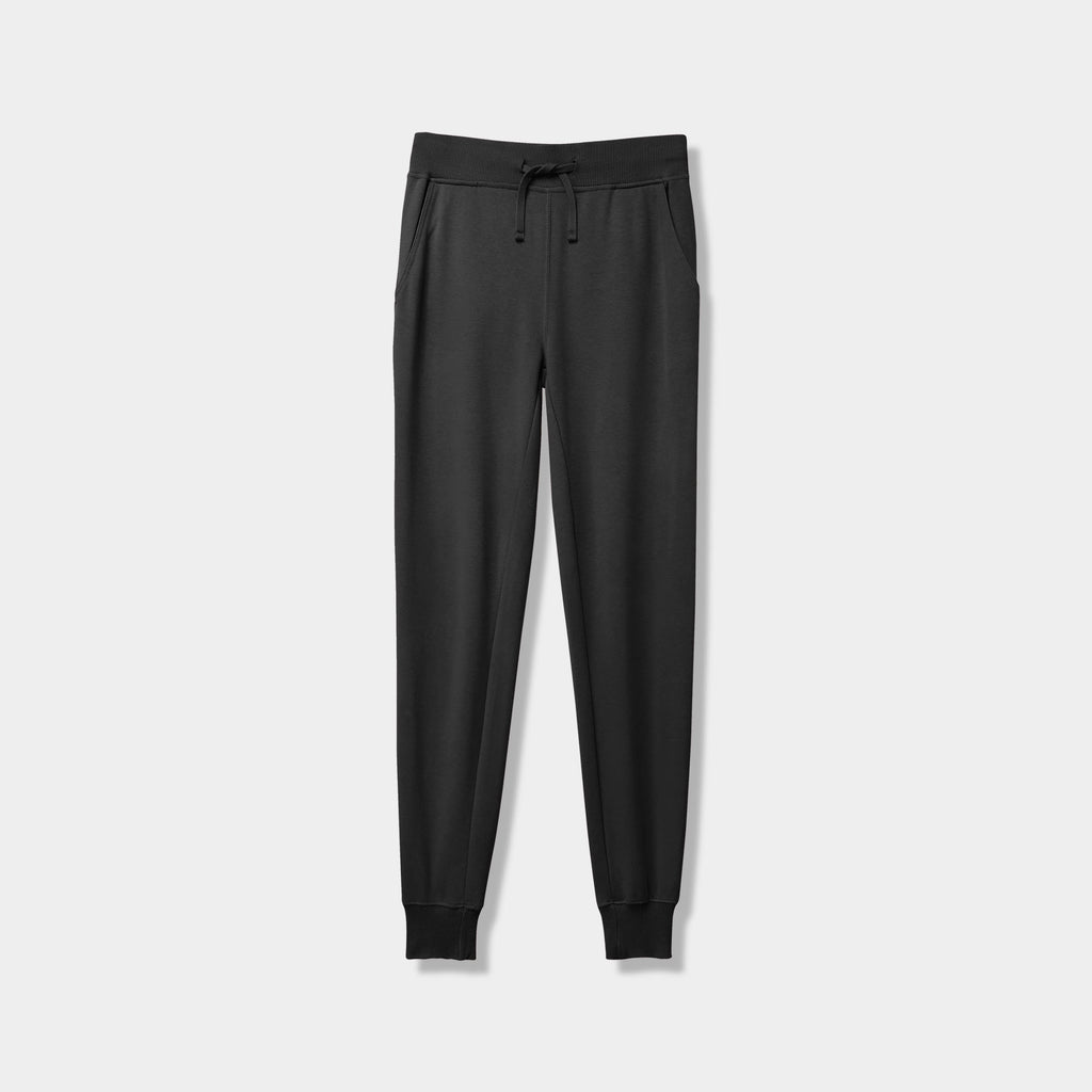 Women jogger_sweatpants women_jogger pants women_petite joggers_ladies joggers_champion joggers women_tracksuit bottoms womens_sweatpants outfit_womens jogging suits_Black