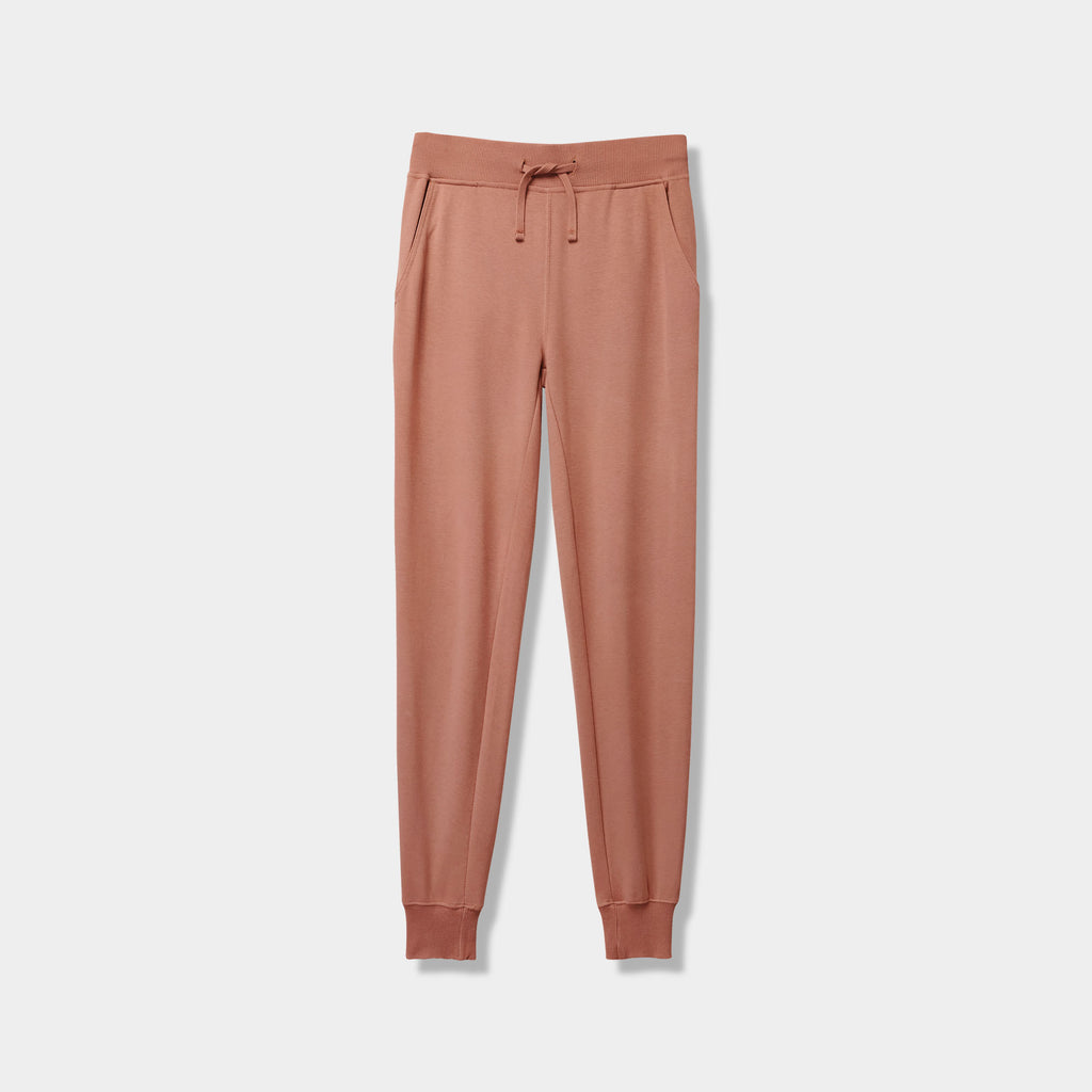Women jogger_sweatpants women_jogger pants women_petite joggers_ladies joggers_champion joggers women_tracksuit bottoms womens_sweatpants outfit_womens jogging suits_Dusty Rose