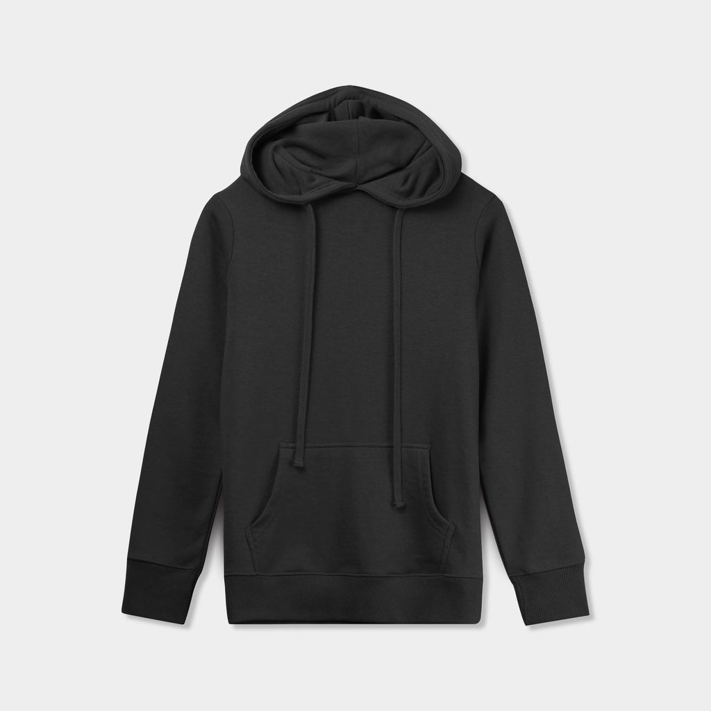 french terry hoodie_french terry sweatshirt_terry hoodie_terry sweatshirt_j crew french terry hoodie_women hoodie_cropped hoodie_sweatshirts for women_Black