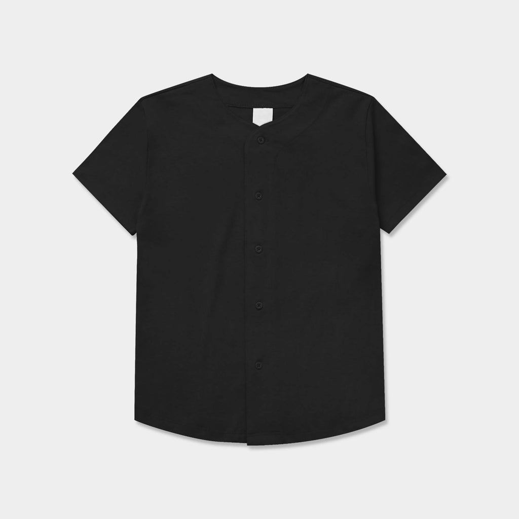 boys button down shirt_toddler boy button down shirt_toddler button down shirt_baby boy button down shirt_boys short sleeve button down shirt_Black