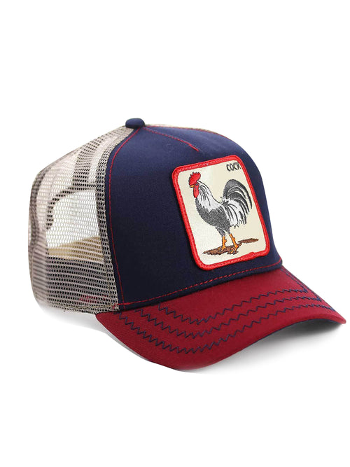 All American Rooster_Navy