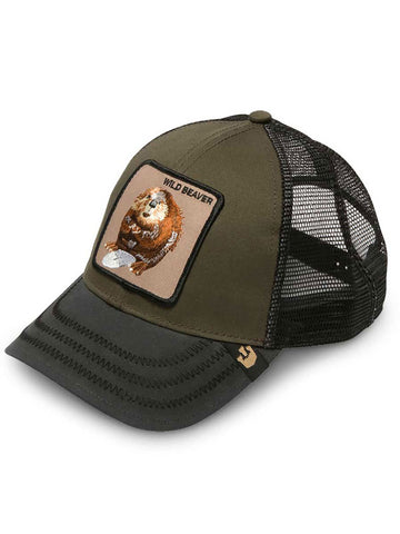 Goorin Brothers Animal Farm Trucker Hat Squirrel Master