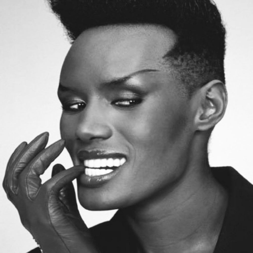 The teachings of Grace Jones.