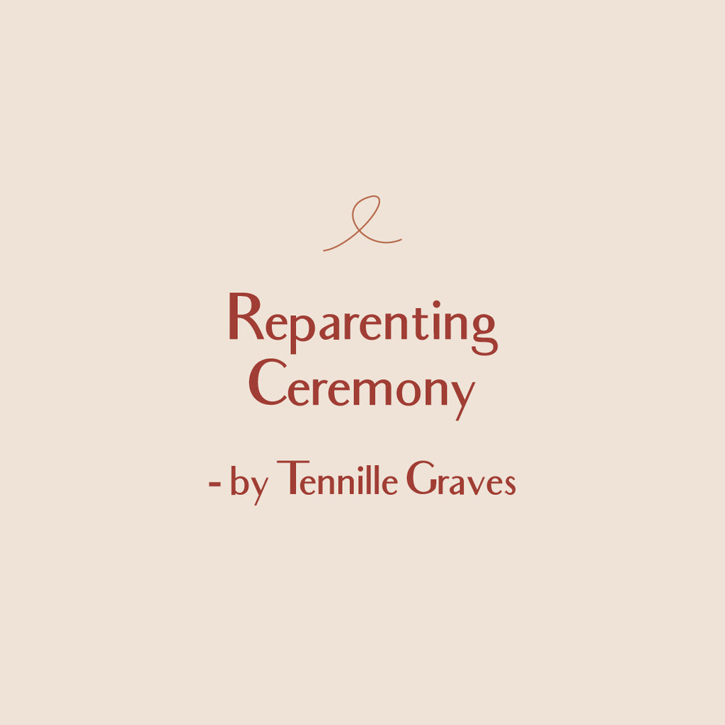 Reparenting Ceremony by Tennille Graves