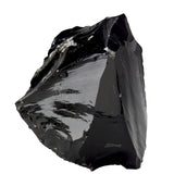 obsidian crystal stone self-care self-reflection crystal healing self ceremony