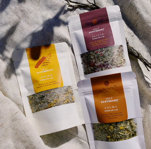 bath salt trio sampler