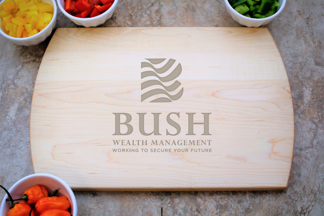 Bush Wealth Management | Personalized Realtor Gift