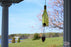 750ml Wine Bottle Wind Chime - Blue Ridge Mountain Gifts