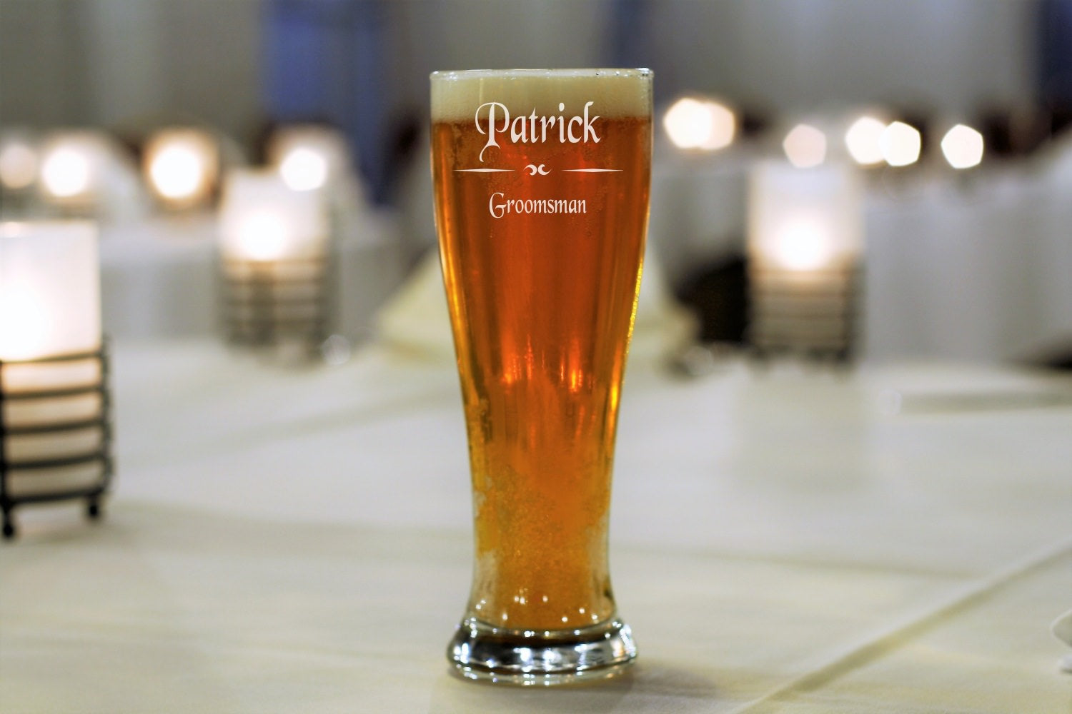 Atlantic | 16oz Pilsner Glass