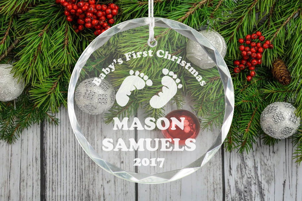 Baby's First Christmas | Ornament