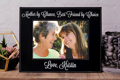 Best Friend | Leatherette Picture Frame
