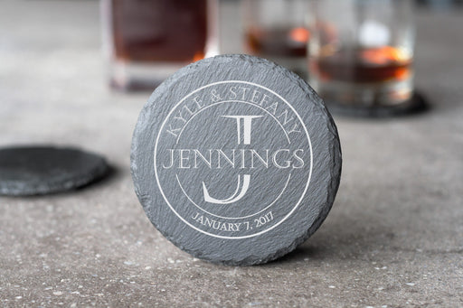 Family Circle | Slate Coaster Set