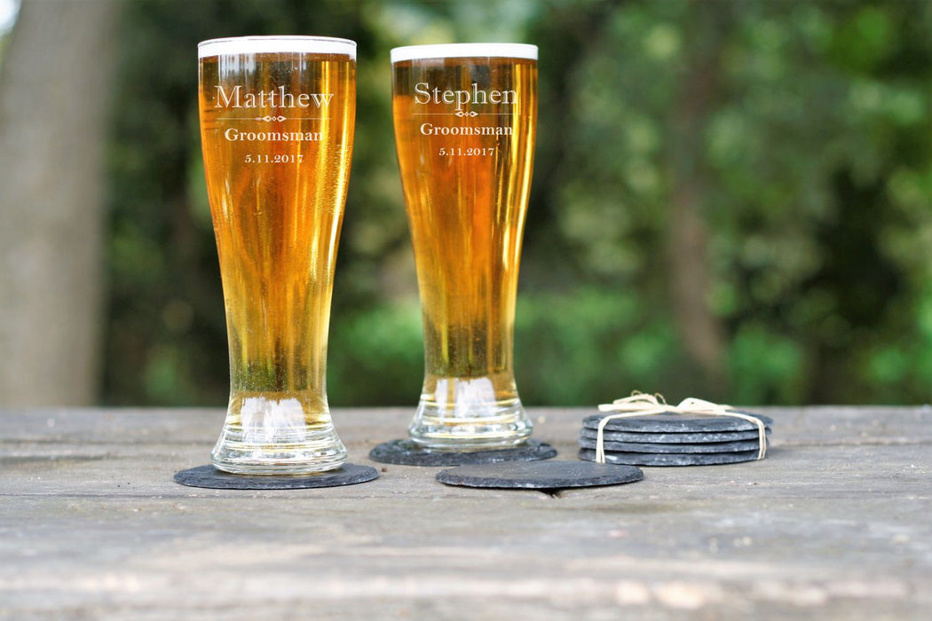 Formal | 16oz Pilsner Glass