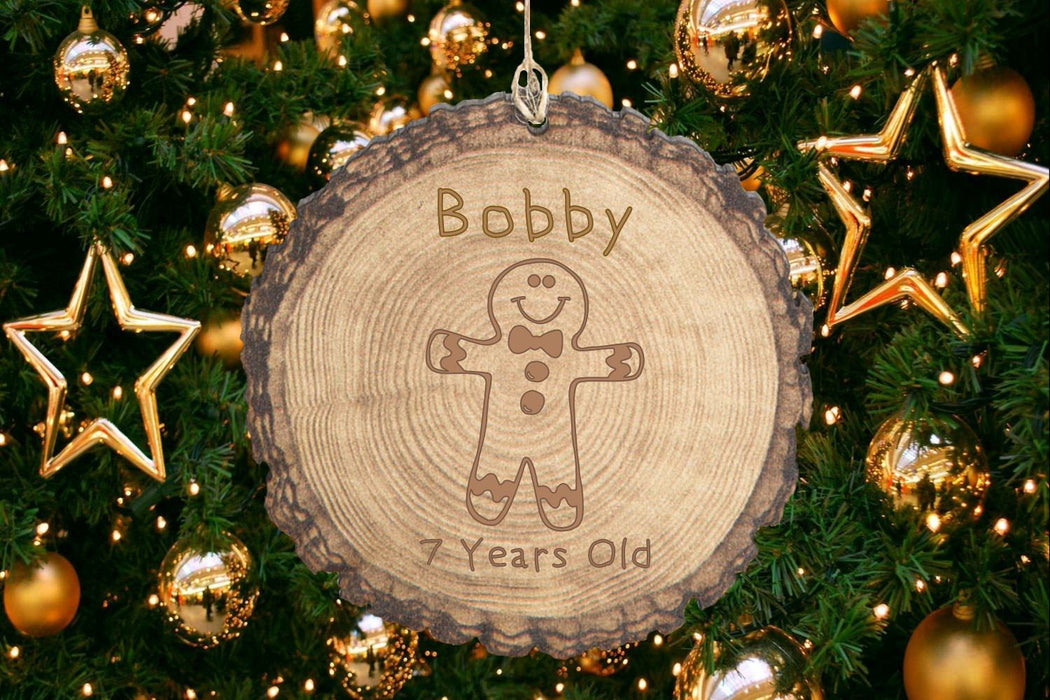Gingerbread Boy | Ornament