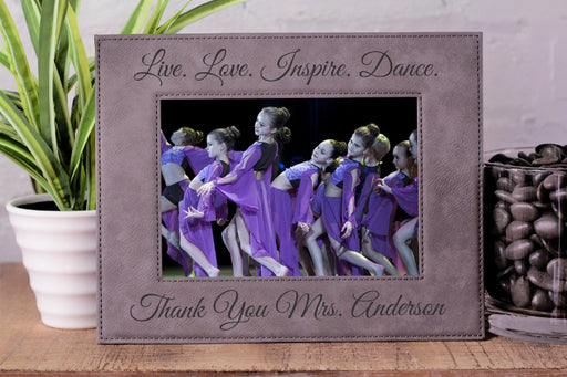 Dance | Leatherette Picture Frame