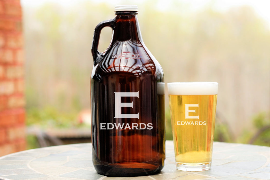 Heritage | 64oz Growler