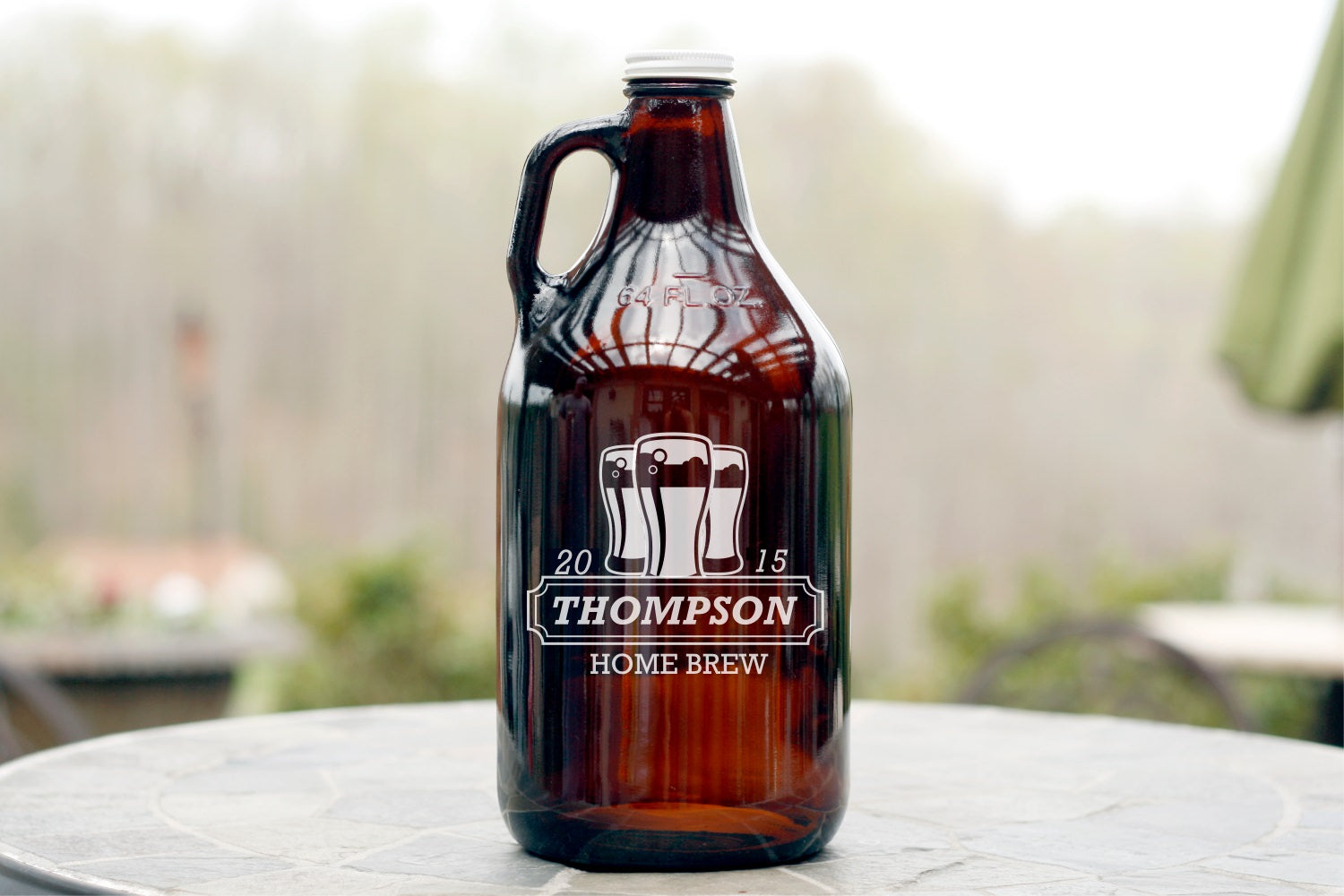 Home Brew | 64oz Growler