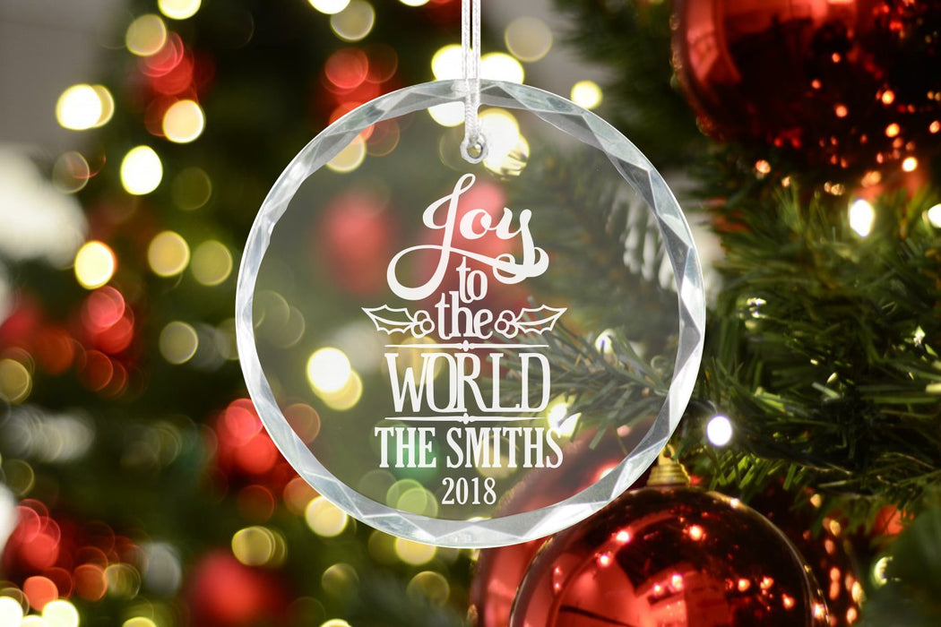 Joy to the World | Ornament
