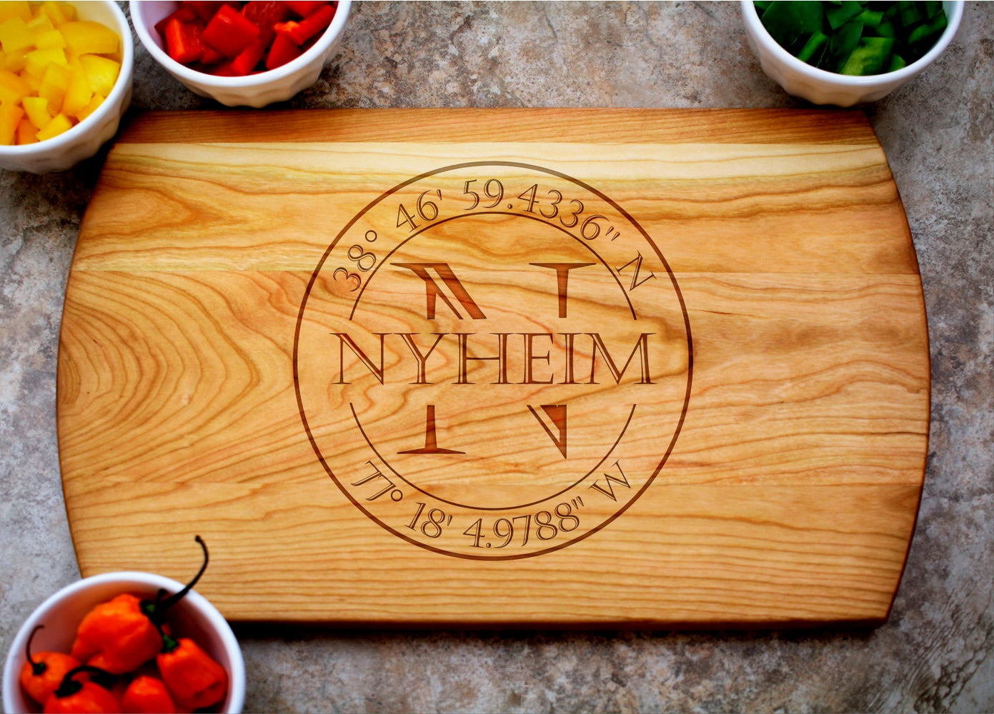 Jaime Nyheim | Personalized Realtor Gift