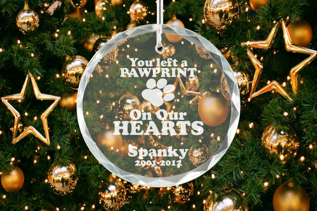 Pawprint | Ornament