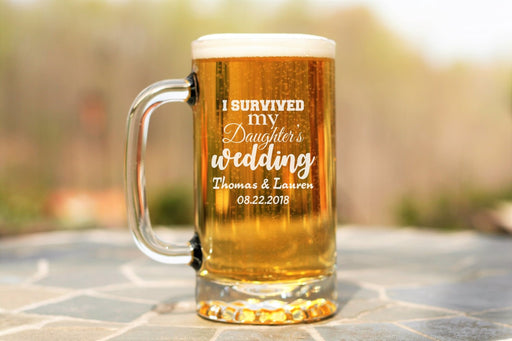 Survived | 16oz Beer Mug