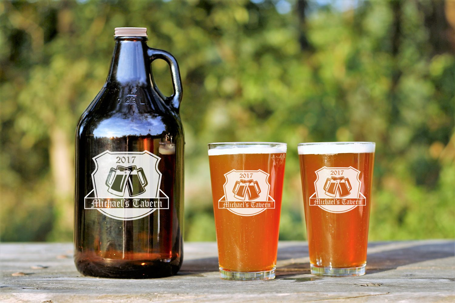 Tavern | 64oz Growler