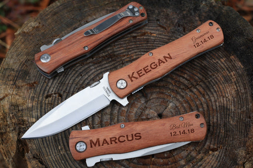 The Original | Rosewood Pocket Knife